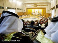 Treffen der Arabischen Liga; Foto: