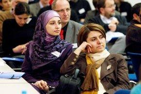 Participants Theologisches Formu Christentum - Islam 2010 (photo: Max Bernlochner, Wikipedia)