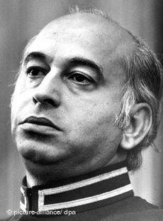 Zulfikar Ali Bhutto; Foto: AP