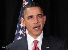 US-Präsident Barack Obama, Foto: AP