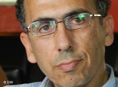 Professor Mazin Qumsiyeh; Foto: DW