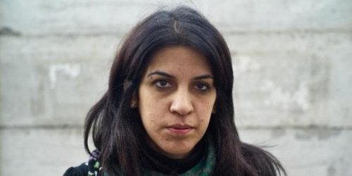Lina Ben Mhenni; Foto: DW