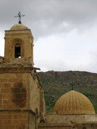 Kloster Deir Al-Zafa'ran; Foto: Arian Fariborz