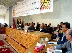 Wahrheitskommission in Marokko; Foto: AP