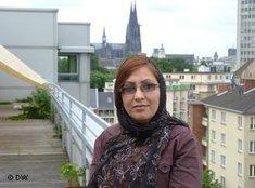Humaira Ameer Rasuli; Foto: DW