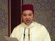 Mohammed VI.; Foto: dpa