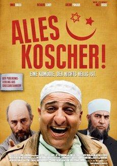 'Alles Koscher' Film Poster; Quelle: Central Film