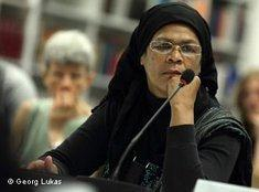 Amina Wadud (photo: George Lukas)