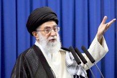 Revolutionsführer Ali Khamenei; Foto: dpa