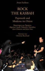 "Buchcover ""Rock the Kasbah"" im Palmyra-Verlag"
