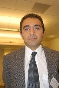Nader Hashemi; Foto: privat