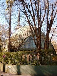 Moschee in München-Freimann; Foto: Wikipedia