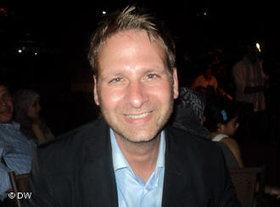 Jörg Schumacher, Foto: DW