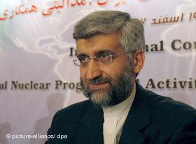 Said Jalili; Foto: dpa