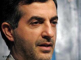 Esfandiar Rahim Maschaei; Foto: IRNA