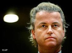 Geert Wilders; Foto: AP