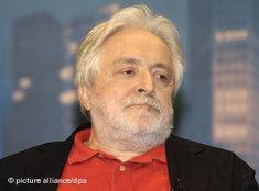Henryk M. Broder in einer Fernseh-Talkshow; Foto: dpa