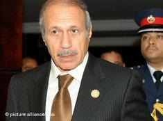 Ex-Innenminister Al-Adly; Foto: dpa