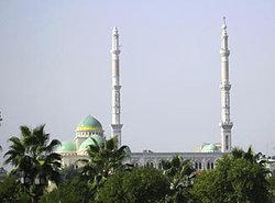 Moscheen in Aleppo; Foto: DW