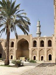 Universität Al-Mustansiriya in Bagdad; Foto: wikipedia
