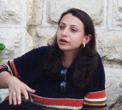 Viola Raheb; Foto: &copy violaraheb.net