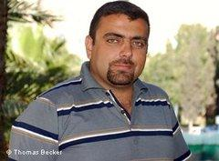 Mohammed Abuayash; Foto: ©Thomas Becker/DW