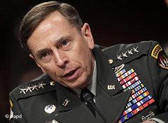 David Petraeus in Washington; Foto: dapd