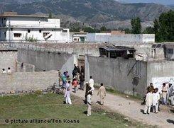 Versteck Bin Ladens in Abbottabad; Foto: picture alliance