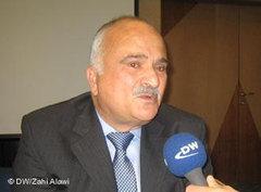 Prinz Hassan Bin Talal; Foto: DW