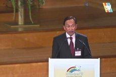 Anwar Ibrahim; Foto: © Sant Egidio