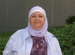 Samira Hussein; Foto: DW