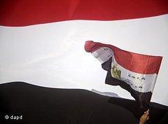 Demonstration für ein demokratisches Ägypten auf dem Tahrir-Platz in Kairo; Foto: dapd