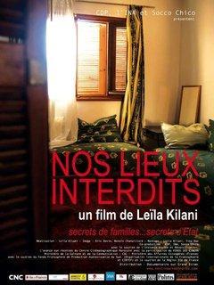 Poster von 'Nos Lieux Interdits'; Quelle: Verleih