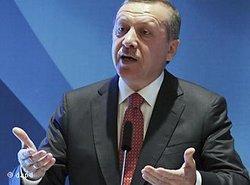 Der türkische Ministerpräsident Erdogan; Foto: dapd