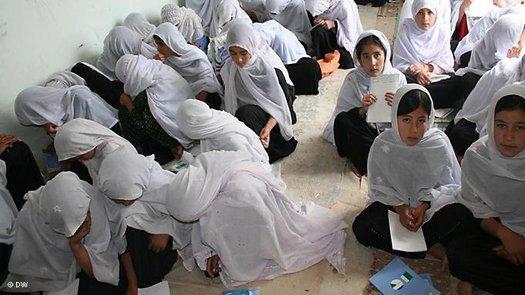 Mädchenschule in Kundus; Foto: DW