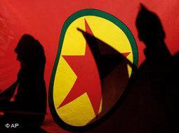 Kurdish flag (photo: AP)