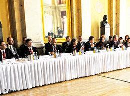 Deutsche Islamkonferenz; Foto: dapd