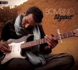 CD-Cover Agadez von Omar Bombino Moctar