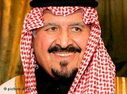 Prince Sultan (photo: picture alliance)