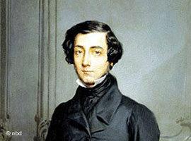 Alexis de Tocqueville; Foto: nbd