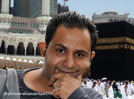 Ali Almakhlafi; Foto: DW/dpa