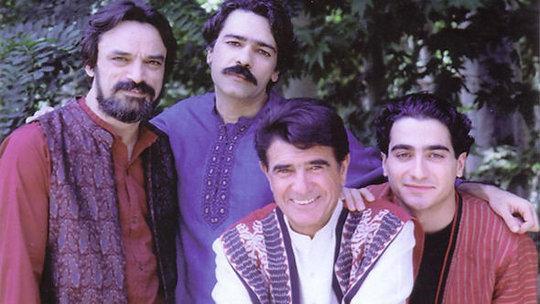 Mohammad Reza Shajarian; Foto: DW