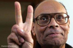 Moncef Marzouki; Foto: dpa