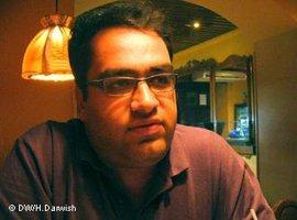 Zeyad Al-Ulaymi; Foto: Hani Darwish