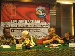 Konferenz von DIAN/Interfidei in Yogyakarta; Foto: Anett Keller