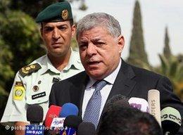 Jordanischer Premierminister Awn Khasawneh; Foto: dpa