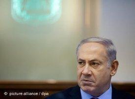 Der israelische Ministerpräsident Benjamin Netanjahu; Foto: dpa