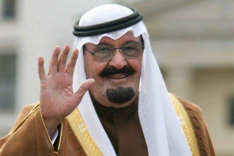 König Abdullah von Saudi-Arabien; Foto: AP
