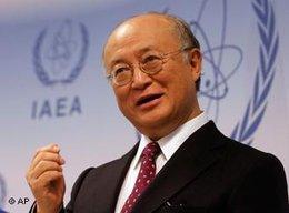 IAEA-Generaldirektor Amano; Foto: AP