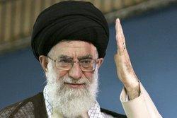 Das geistliche Oberhaupt des Irans, Ajatollah Ali Chamenei; Foto: AP